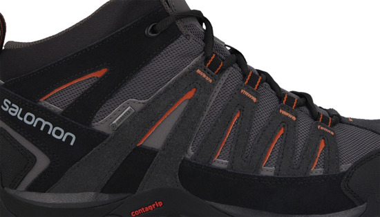 BUTY SALOMON NORWOOD MID GORE-TEX 373169