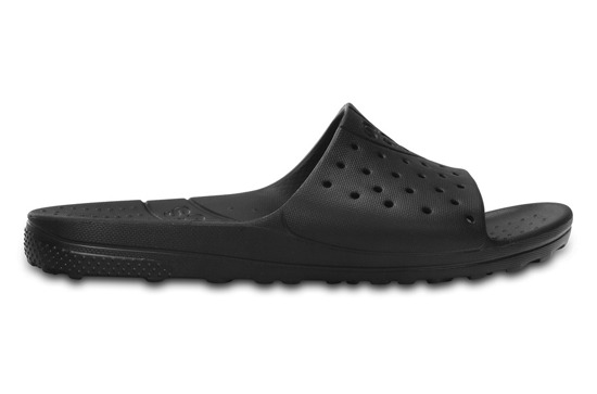 FLIP CROCS CHAWAII SLIDE 202222 BLACK