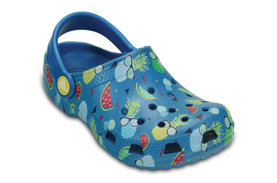 CHILDREN'S SHOES CROCS CLASSIC SUMMER FUN 202623