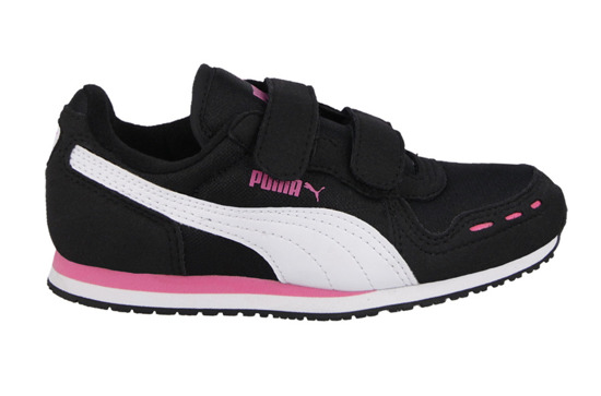 CHILDREN'S SHOES PUMA CABANA RACER MESH V KIDS 356373 15