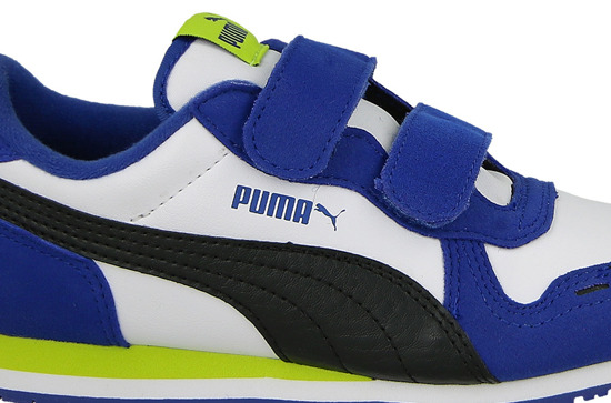 CHILDREN'S SHOES PUMA CABANA RACER SL 360732 43