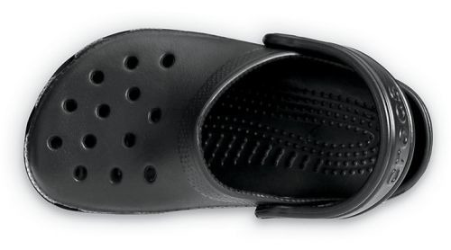 CROCS SHOES FLIP-FLOPS CLASSIC KIDS 10006 BLACK