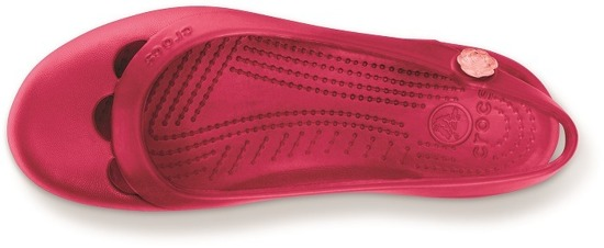CROCS SHOES Jayna 11851 RASPBERRY