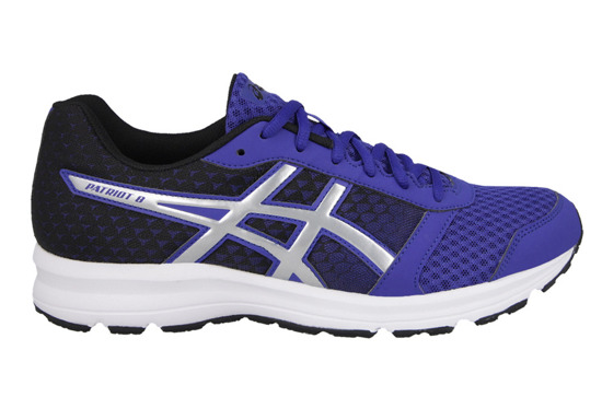 MEN'S RUNNING SHOES ASICS PATRIOT 8 T619N 4393