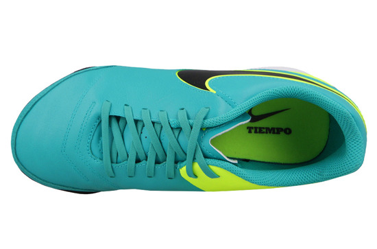 MEN'S SHOES NIKE TIEMPO GENIO II LEATHER 819216 307