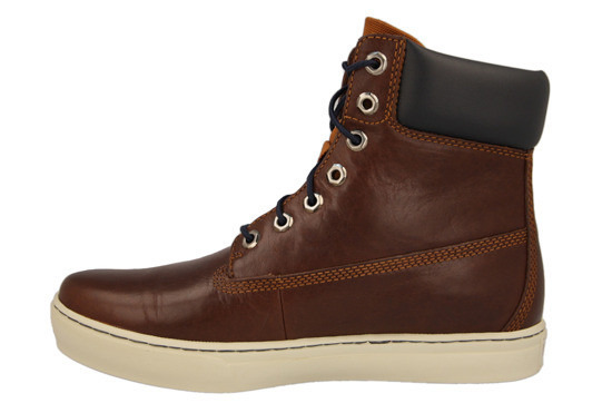 MEN'S SHOES TIMBERLAND CUPSOLE 6IN BROWN 6811A