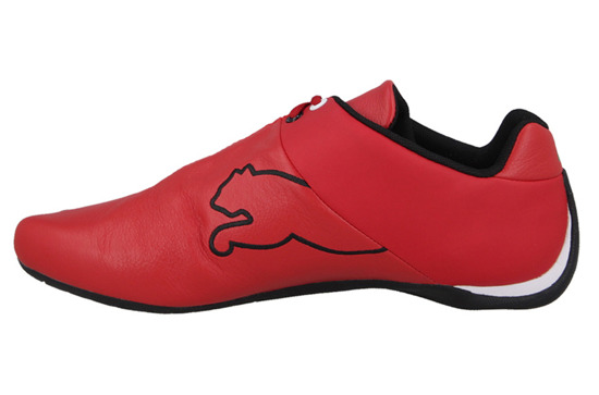 Men's Shoes Puma Future Cat Leather SF Ferrari 305735 01