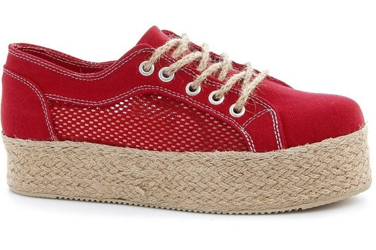 WOMEN'S SHOES LAS ESPADRILLAS 5140-47 SH