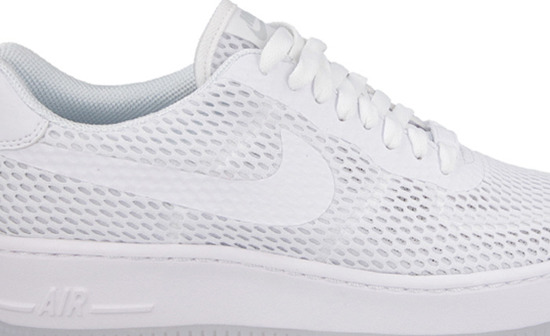 WOMEN'S SHOES NIKE AIR FORCE 1 LOW  BREEZE 833123 100