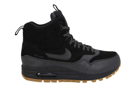 WOMEN'S SHOES NIKE AIR MAX 1 MID SNEAKERBOOT 685267 003