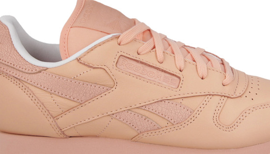 WOMEN'S SHOES  REEBOK CLASSIC LEATHER FACE STOCKHOLM V69386