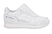 WOMEN'S SHOES  ASICS GEL-LYTE III BLACK WHITE PACK H534L 0101
