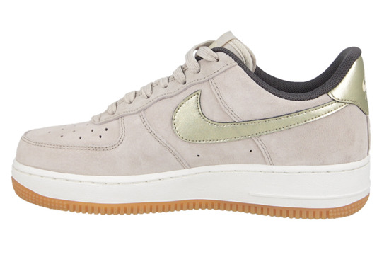 DAMEN SCHUHE NIKE AIR FORCE 1 '07 PREMIUM SUEDE 818595 200