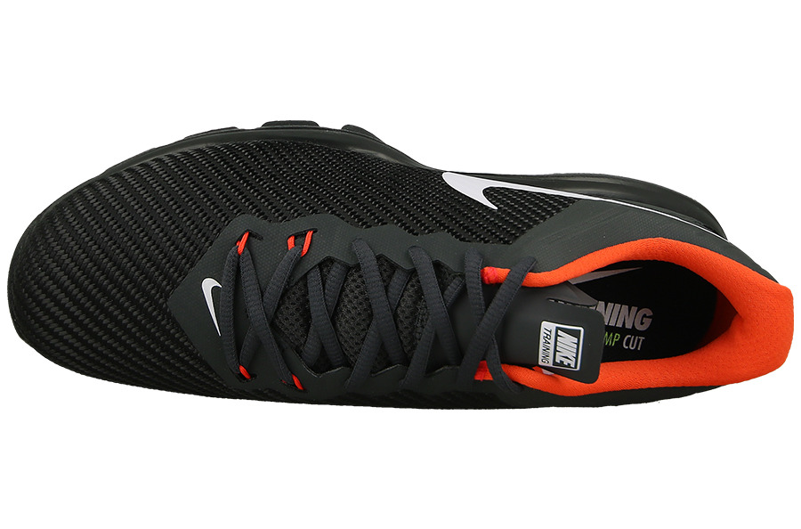 Buy Nike Air Max Full Ride TR 1.5 Black & Red Running Shoes