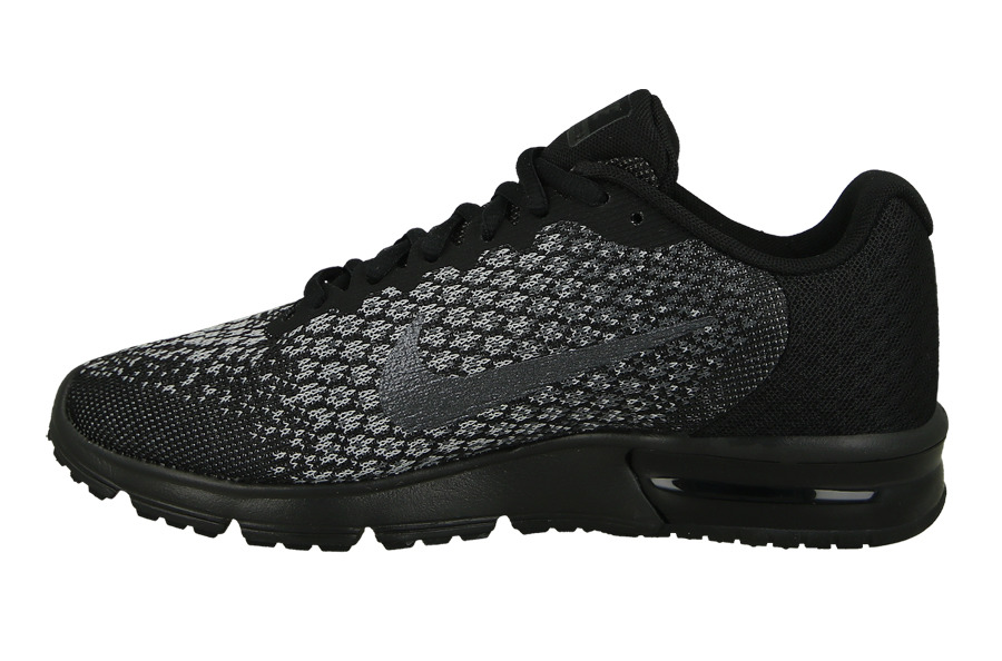 air max sequent czarne