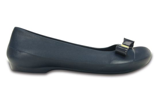 BALERINY CROCS GIANNA SIMPLE 200871 NAVY
