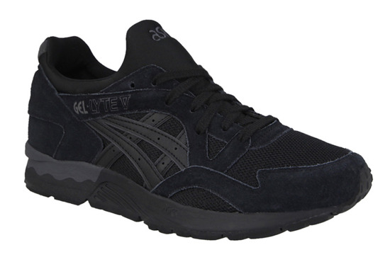 BUTY ASICS GEL LYTE V LIGHTS OUT PACK H603L 9090