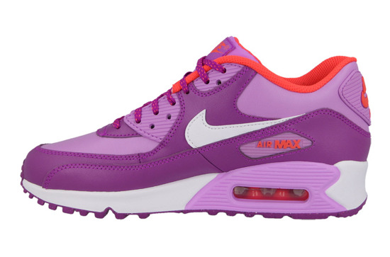 BUTY NIKE AIR MAX 90 LEATHER (GS) 724852 501