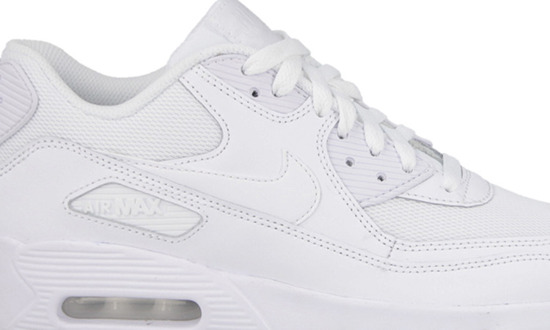 BUTY NIKE AIR MAX 90 MESH (GS) 833418 100