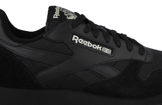 BUTY REEBOK CLASSIC LEATHER GLOW IN DARK AQ9693