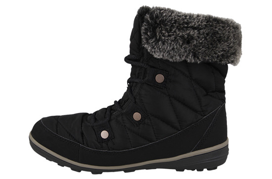 BUTY ŚNIEGOWCE COLUMBIA HEAVENLY SHORTY BL1652 010