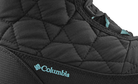 BUTY ŚNIEGOWCE COLUMBIA YOUTH BY1313 010