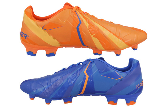 KORKI PUMA evoPOWER 1 FG TRICKS 103720 01