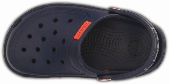 CROCS DUET WAVE  KIDS NAUTICAL 200367-40%